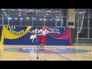Артек Морской 13 отряд гала-концерт Вербенко Маргарита