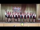 Пісенний конкурс Таланти Землі Галицької на якому ми посіли перше місце серед усіх шкіл Івано-Франківська 22.04.2016