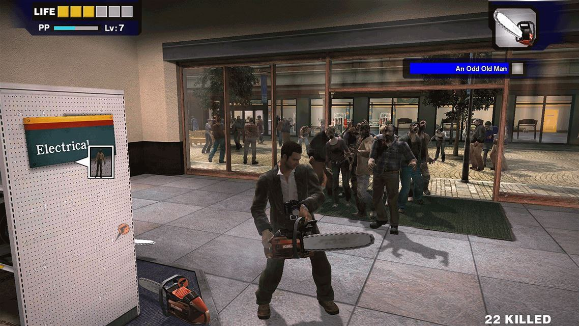 Dead Rising: Remastered (2016) PC - Скриншот 1
