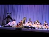 Пчёлки и Винни пух.Оренбург. Школьный детский театр