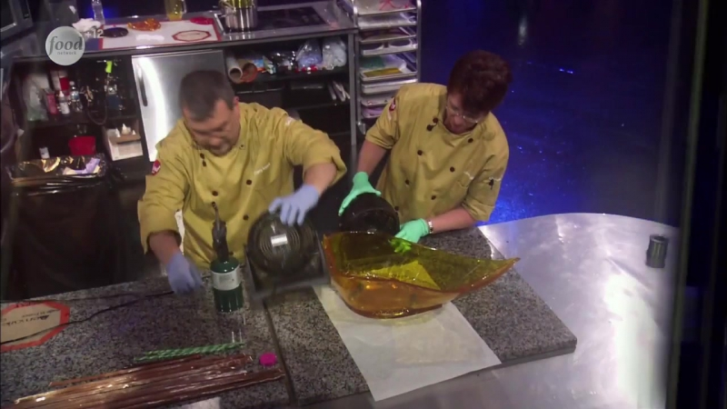 Кулинарное состязание Фуд Нетворк, 11 сезон, 13 эп. Летучие сладости