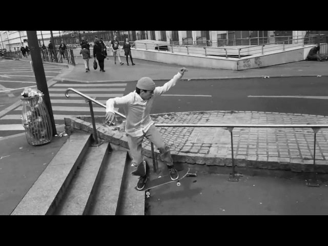 Phil Zwijsen x Jarne Verbruggen - Je taime (French Skateboarding)