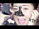 DISGUSTING BLACKHEAD REMOVAL ACTIVATED CARBON MASK REVIEW | GIVEAWAY!