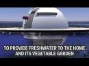 Похожие на НЛО дома-корабли для людей будущего