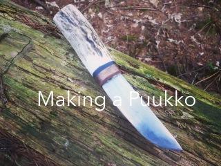 Making a Puukko knife - Knives&Stuff