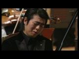 Lang Lang - Beethoven Piano Concerto # 4 ~ Christoph Eshenbach Japan 2005
