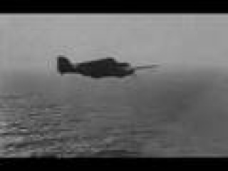 Sm-79b Torpedo Bomber in Action