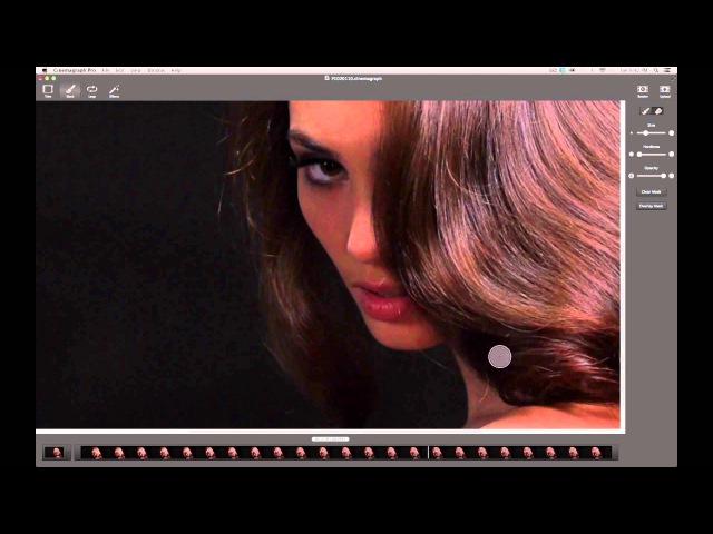 Flixel Tutorial - Cinemagraph Pro for Mac with Giulio Sciorio