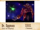 ANIMAU 2016 - Одиночное дефиле Запад (2 место) - S.H.E Dr. Eggman (Sonic the Hedgehog)