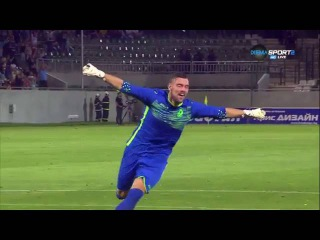 Dunav Ruse vs CSKA Sofia 2:0