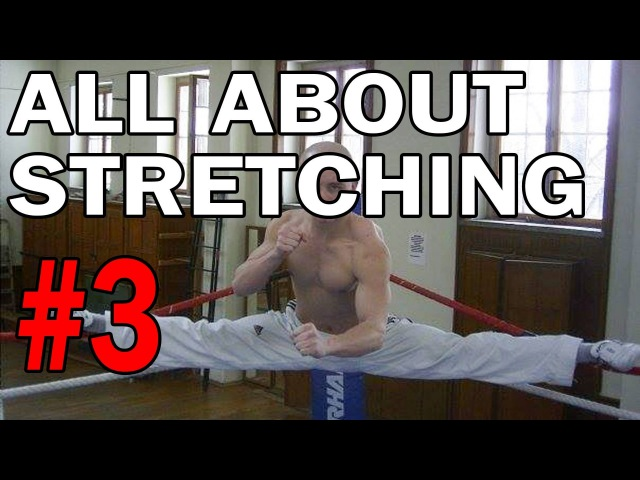 All About Stretching 3 - Lower Body Exercises (Hamstrings Adductors)