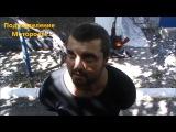 Пленный каратель, захваченый отрядом Моторолы, село Новокатериновка Старобешев...