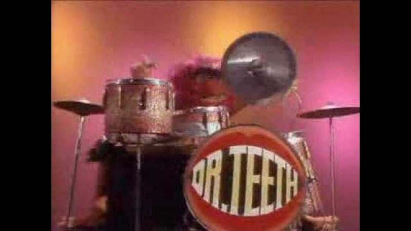 Muppet Show - ANIMAL Drum Solo