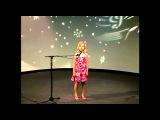 Jackie Evancho vs. Amira Willighagen - Both sing O mio babbino caro at the age of 9