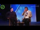 Стивен Фрай о разнице между британской комедией и американской