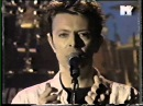 David Bowie live MTV at the Opera Le Bastile 12 11 95