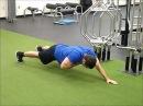 Long Lever Plank Shoulder Taps