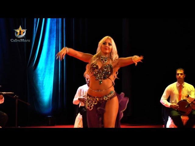 DIVA DARINA Dram Solo Improvisation China Shanghai festival Cairo Stars November 2015