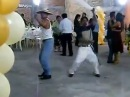 Дон Хуан и Карлос Кастанеда на вечеринке у госпожи Ла Каталины