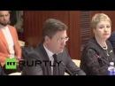 Россия: Министр Энергетики предлагает импульс $500 миллионов долларов в торговле с Катаром.