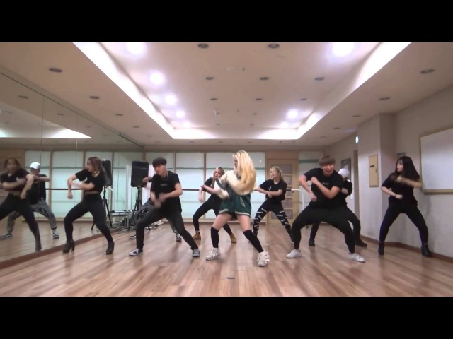 [mirror] Grace - Im Fine Dance Practice