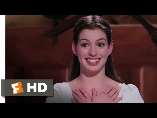 Ella Enchanted (8/12) Movie CLIP - Somebody to Love (2004) HD