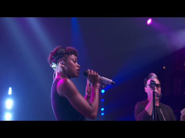 Fitz and The Tantrums - HandClap (Live on the Honda Stage at the iHeartRadio Theater LA)