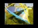 Очень дешевый солнечный коллектор-концентратор Деталь 4 Щит вогнутый отражающий