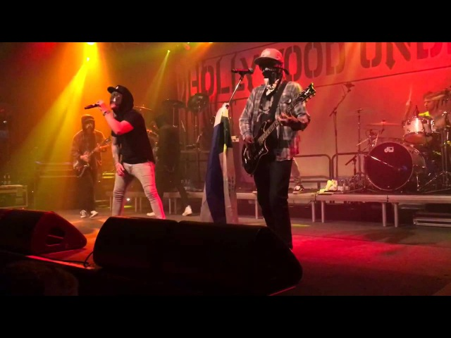Hollywood Undead - Undead HD (live Tampere, Finland 17.3.2016)