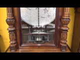 Antique Polyphon Mikado playing Waldteufeul's