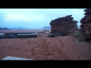мой туалет в пустыне Вади Рам