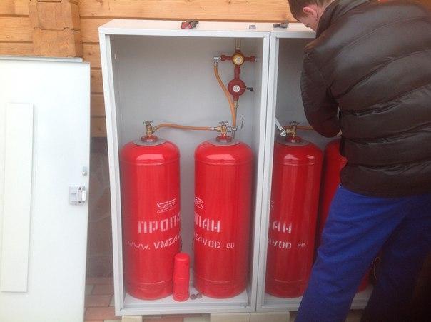 мобильная котельная на сжиженном газе
