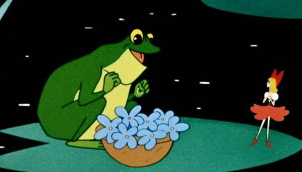 Полнометражные мультфильмы по Русским народным сказам