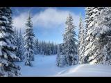 Футаж Зимний Сказка 1