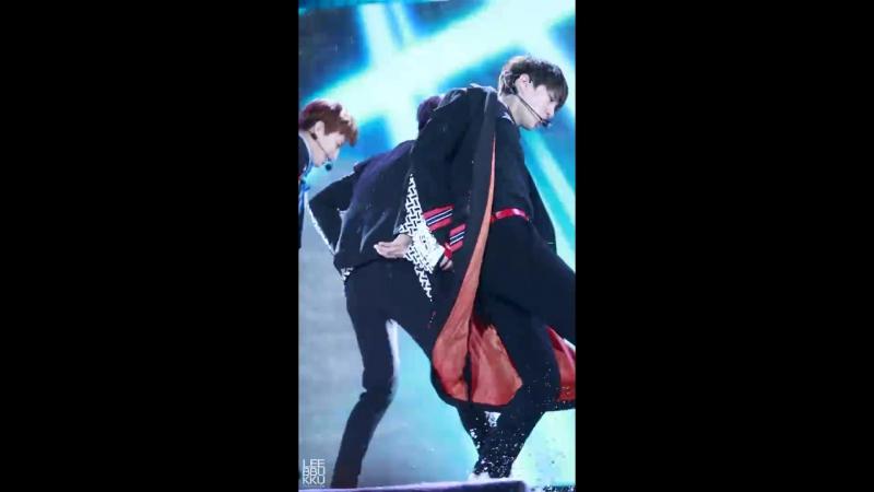 160427 울산 쇼챔피언 빅스 다이너마이트 레오 focus 미끌하구 웃음터진 택운이^▽^