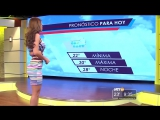 Красотка Yanet Garcia - сексуальная ведущая прогноза погоды. Не секс sex, не порно porn