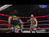 The Dudley Boyz (Bubba Ray Dudley &amp D-Von Dudley) vs. The Usos (Jey Uso &amp Jimmy Uso) Monday Night RAW 04.04.2016