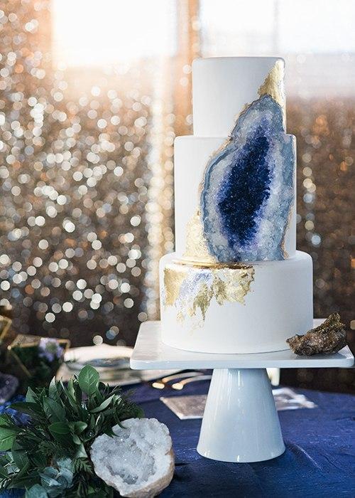 i3AR hQVvGk - 7 Новейших тенденций для свадебного торта