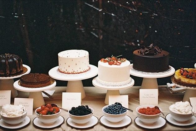 2ITha14OpDc - 7 Новейших тенденций для свадебного торта