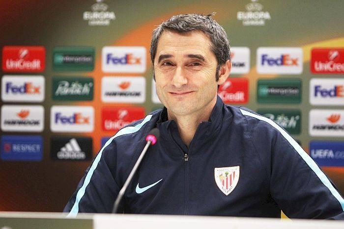Эрнесто Вальверде: «Ничего не знаю об интересе «Реала»
