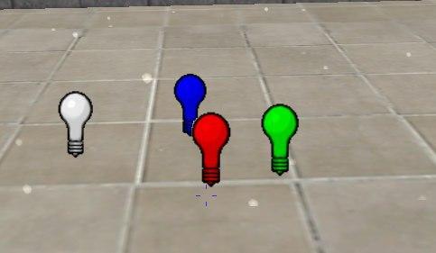 [CS 1.6] Addon - Light Maker/Лампочки (XMAS)