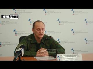Боевики ВСУ заставляют жителей ставить подписи за закрытие КПП в Станице Луганской