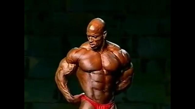 Shawn Ray @ Mr. Olympia 1999