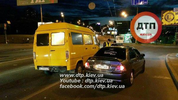 В Киеве ДТП закончилось стрельбой - Цензор.НЕТ 2470