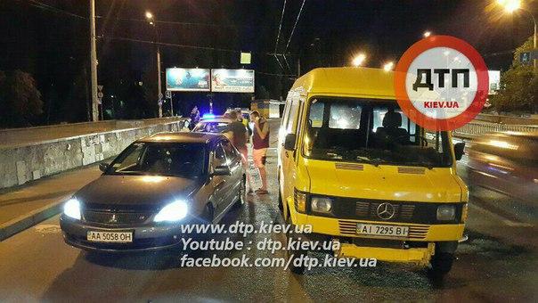 В Киеве ДТП закончилось стрельбой - Цензор.НЕТ 7921