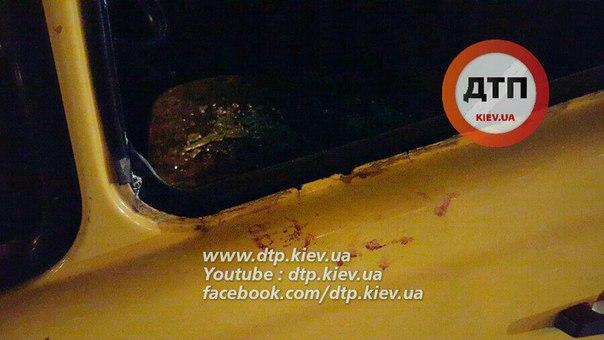 В Киеве ДТП закончилось стрельбой - Цензор.НЕТ 9070