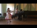 Veronica Gremyachikh - O.Rieding, Op.35 Concert in H-moll, part 3