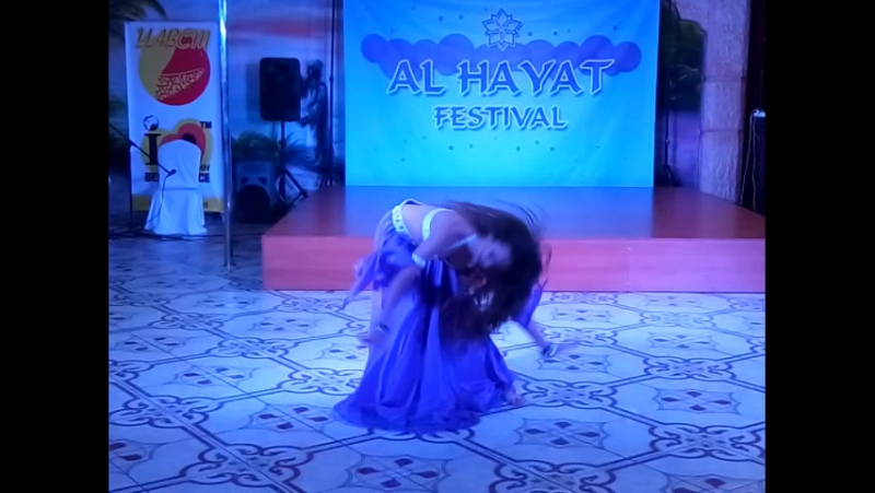 Аль-хаят фестиваль 2016. Песня.