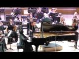 В. А. Моцарт Концерт  25 для фортепиано с оркестром до мажор, KV 503 Элисо Вирсаладзе (фортепиано)