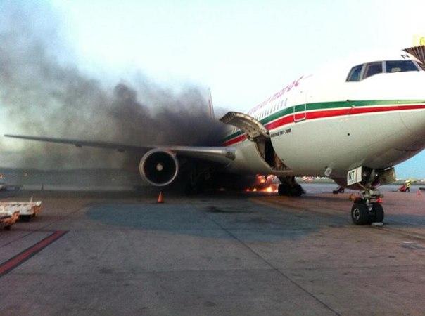 Совет самоубийцам: Летайте самолётами российских авиакомпаний! Вероятность грохнутся возрастает с каждым днём